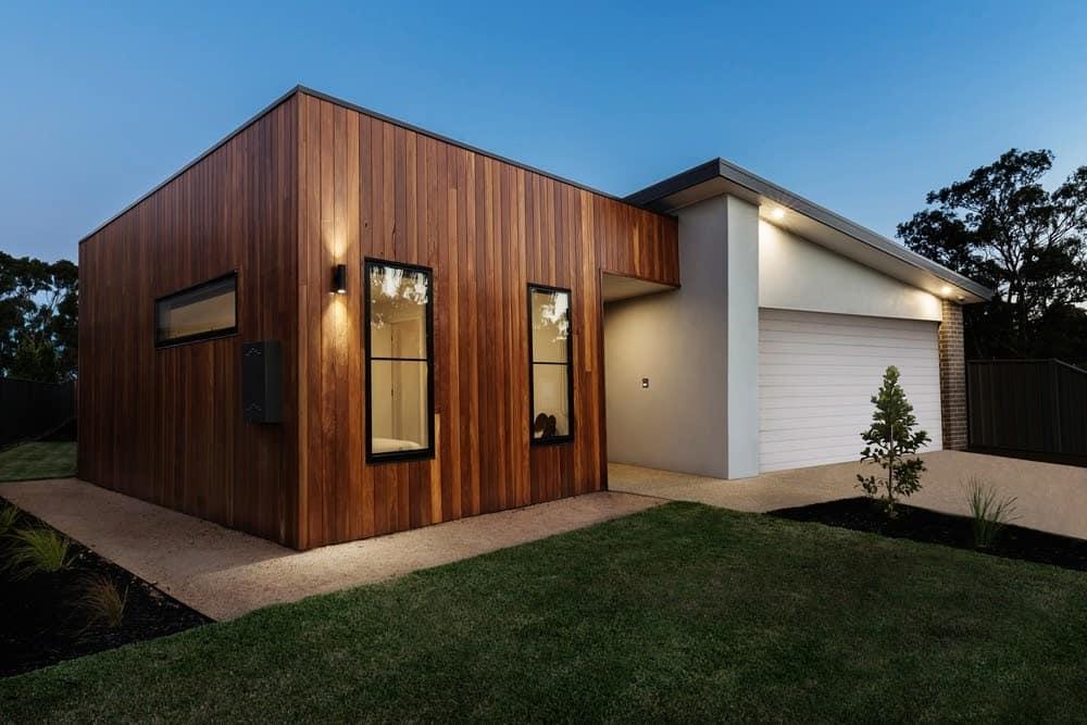 knockdown rebuild of a contemporary sydney home