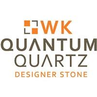 Quantum Quartz designer stone logo